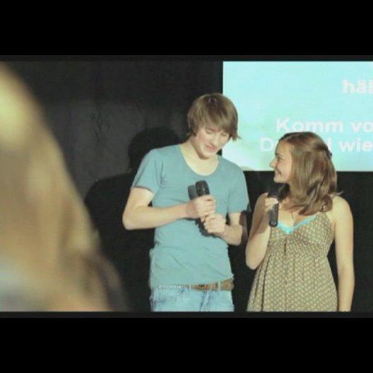 Karaoke-Clip - Szene