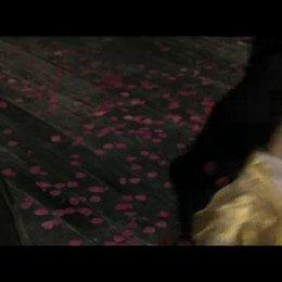 Bronze Lion attackiert Madame Blossom - Szene