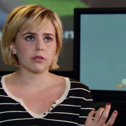 Mae Whitman - Tinkerbell - über Tinkerbell-Filme - OV-Interview