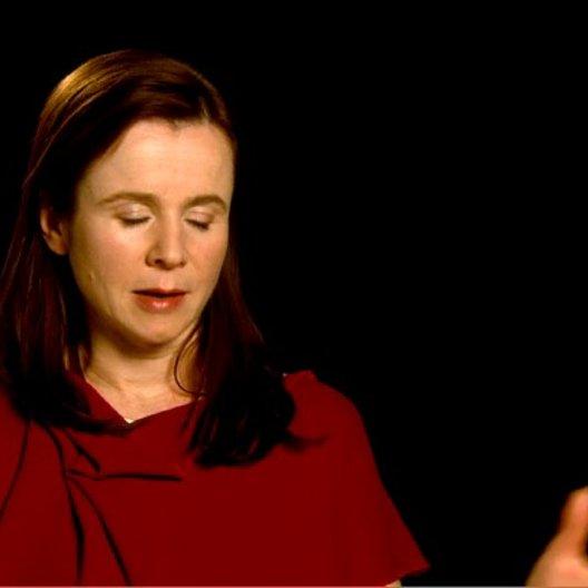 Emily Watson (Rosie Narracott) über die Rolle Rosie Narracott im Film - OV-Interview