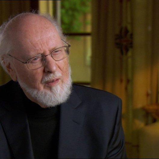 John Williams (Komponist) über seine Erfahrung - OV-Interview