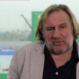 """Gérard Depardieu - """"Cook"""" über seine Rolle und die Geschichte - OV-Interview"""