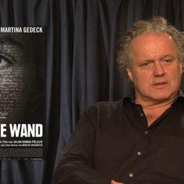 Julian Pölsler - Regisseur - über die Romanvorlage - Interview