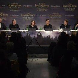 Pressekonferenz Teil 2 - OV-Featurette