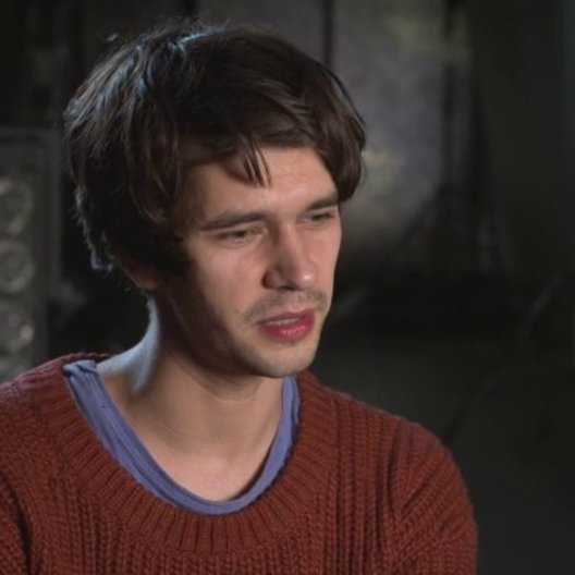 Interview mit Ben Whishaw - OV-Interview
