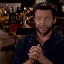 Logan über das, was das Drehbuch zuliess - OV-Interview