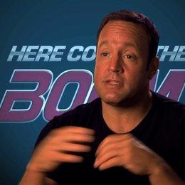 Kevin James über die Handlung - OV-Interview