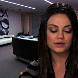 Mila Kunis über ihre Beteiligung an diesem Filmprojekt - OV-Interview