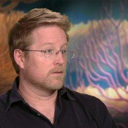 Andrew Stanton - Director - was es bedeutet Findet Nemo das erste Mal in 3D zu sehen - OV-Interview