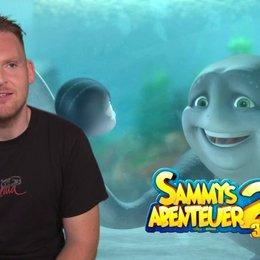 Axel Stein - Ray - über die Geschichte von Sammys Abenteuer 2 - Interview