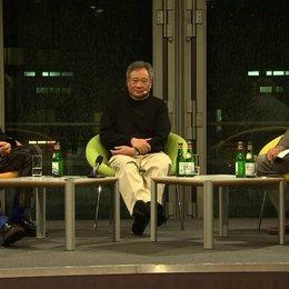 Ang Lee und Wim Wenders - Emotionales Storytelling in 3D - OV-Interview