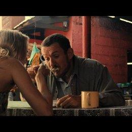 Isabelle und Jean-Yves in der Garküche - Szene
