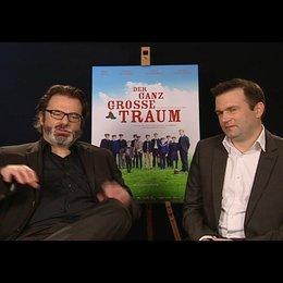 Anatol Nitschke und Raoul Reinert (Produzenten) über Sebastian Grobler und das Casting der Jugendlichen - Interview