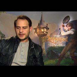 MORITZ BLEIBTREU - Flynn / über DISNEY - Interview