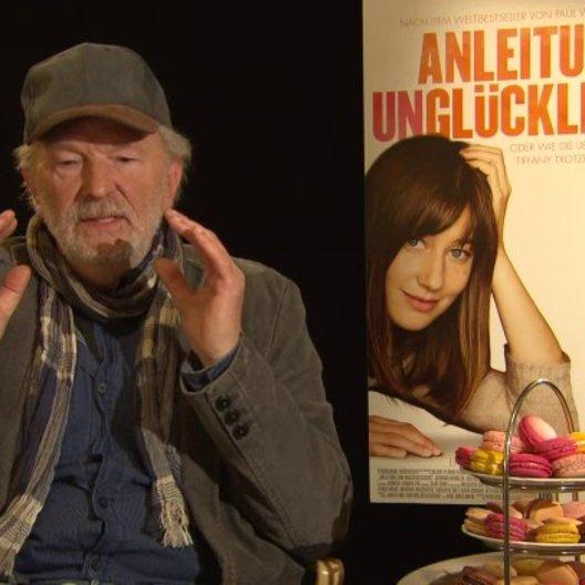 Michael Gwisdek - Paul - über die Atmosphäre am Set - Interview