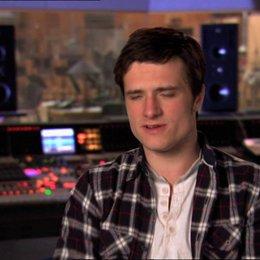 Josh Hutcherson - Nod - über den Regisseur - OV-Interview