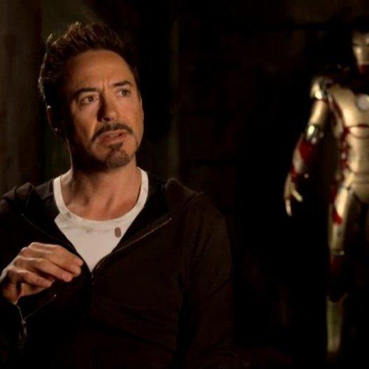 Robert Downey Jr - Tony Stark bzw Iron Man - über den Erfolg dieses Franchises - OV-Interview
