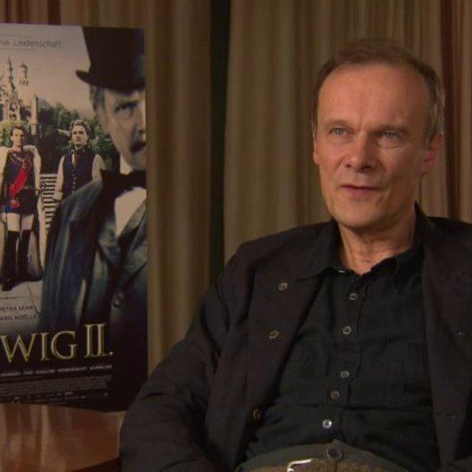 Edgar Selge über das Zusammenspiel mit Sabin Tambrea - Interview