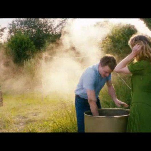 Peter und Ingas erster Kuss beim Aale fangen - Szene