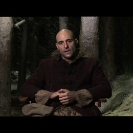 Mark Strong ueber seine Rolle - OV-Interview