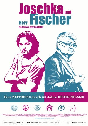 Joschka und Herr Fischer Poster