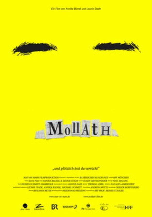 Mollath - Und plötzlich bist Du verrückt Poster