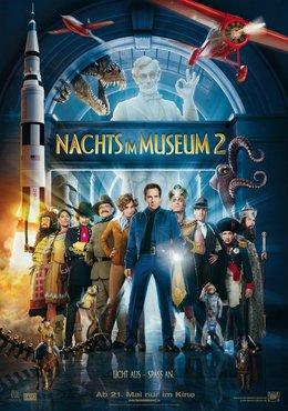 Nachts im Museum 2