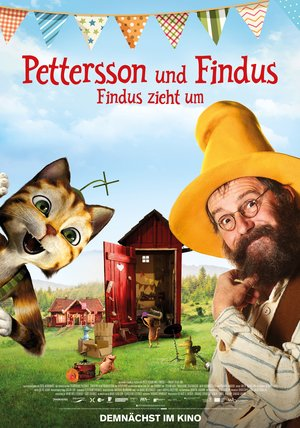 Plakat: Pettesson und Findus 3