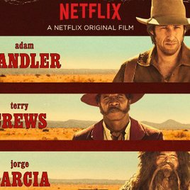 """The Ridiculous 6"": Seht Adam Sandler im Trailer zum Netflix-Western"