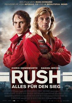 Rush - Alles für den Sieg Poster