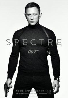 Film-Poster für James Bond - Spectre