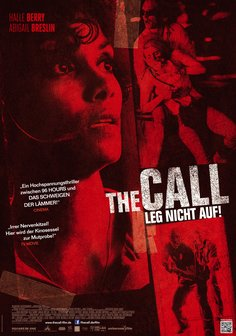 The Call - Leg nicht auf! Poster