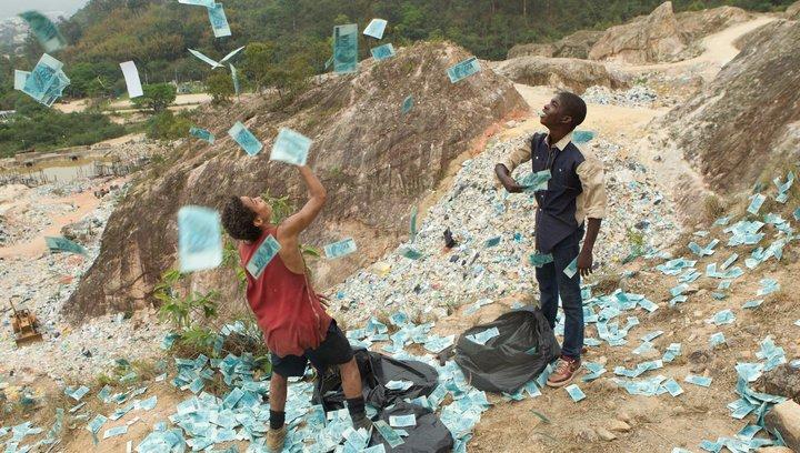 Trash - Trailer Poster