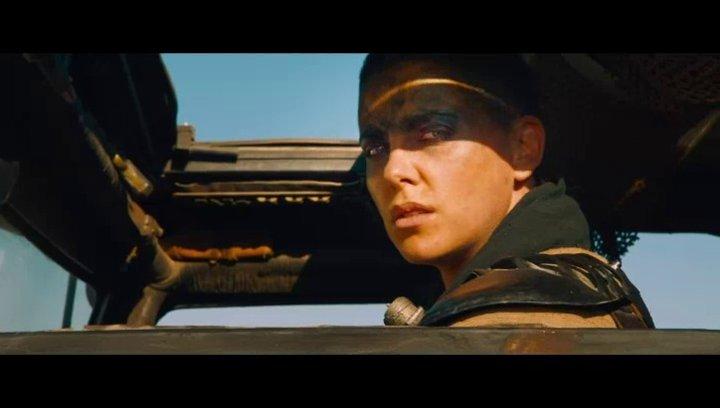 Mad Max: Fury Road - OV-Trailer Poster