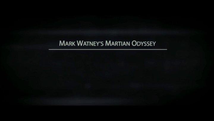 Special Clip - Die Route von Mark Watney auf dem Mars (ESA - DLR) - Sonstiges Poster