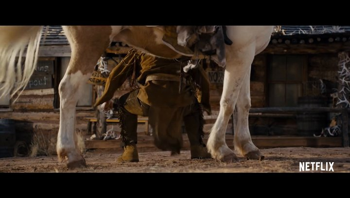 The Ridiculous 6 - Trailer Poster