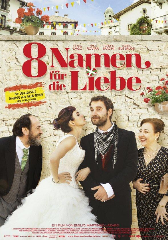 8 Namen Für Die Liebe Film 2014 Trailer Kritik Kinode