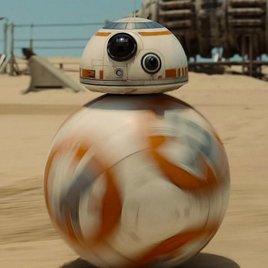 """""""Star Wars 7"""": Knuffiger, neuer Droide BB-8 ist in Wahrheit ein abgebrühtes Kerlchen"""