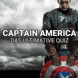 "Quiz: Wie gut kennst du den Superhelden ""Captain America""?"