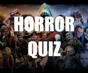 Quiz: Erkennst du folgende Horrorfilme an einem einzigen Bild?