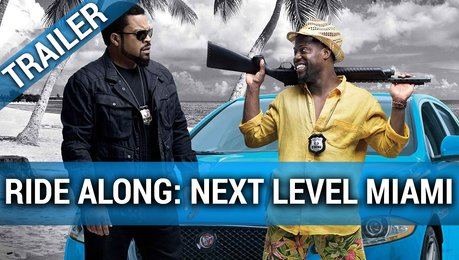 Ride Along: Next Level Miami - Trailer Poster