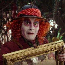 """""""Alice im Wunderland 2"""": Charakterposter zeigen Johnny Depp und Co."""