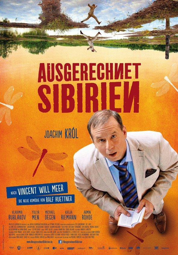 Ausgerechnet Sibirien Poster