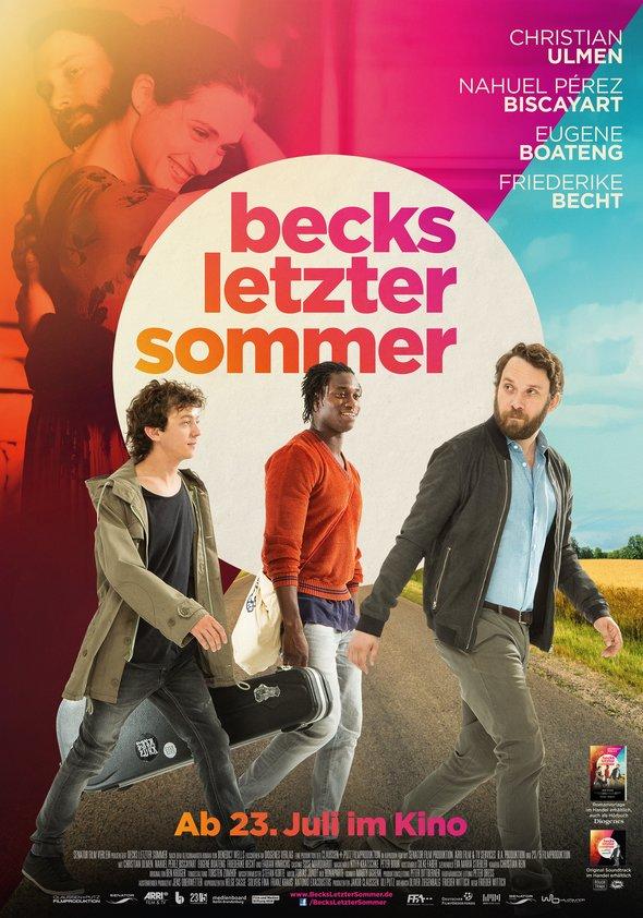 Becks letzter Sommer Poster