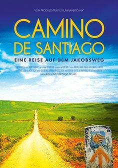 Camino de Santiago - Eine Reise auf dem Jakobsweg Poster