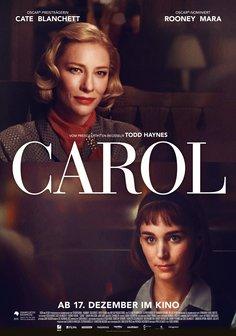 Film-Poster für Carol