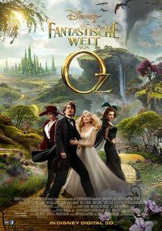 Die fantastische Welt von Oz Poster