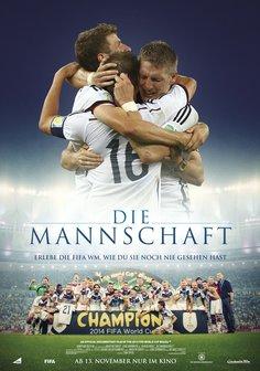 Die Mannschaft Poster