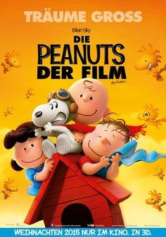 Film-Poster für Die Peanuts - Der Film
