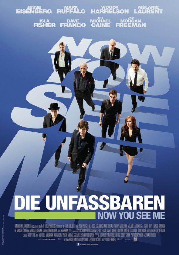 Die Unfassbaren - Now You See Me Poster